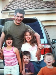 My kids and I . . .