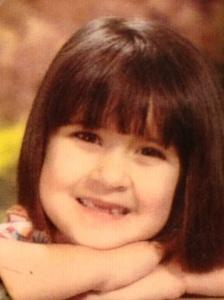 Hannah, as a little one