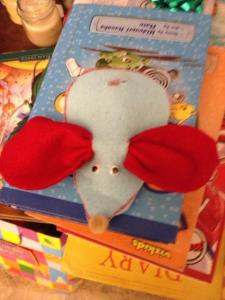 The Felt Door Mouse
