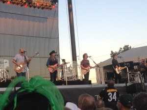 Doobie Brothers in Lincoln, CA