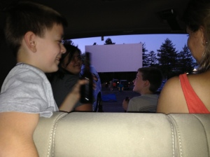 Before the Drive-In Debacle