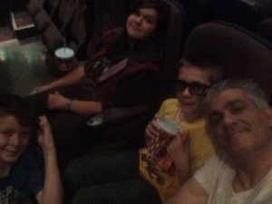 At the Movies