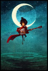Poster for Kubo and the Two Strings, Laika films, coming out next year